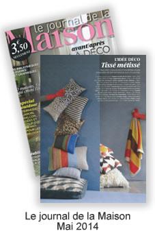 PRESSE 2014 Journal de la maison